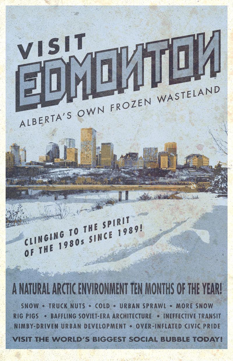 Visit Edmonton