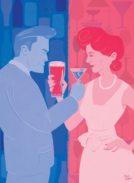 Gender Roles in Drinking Culture
