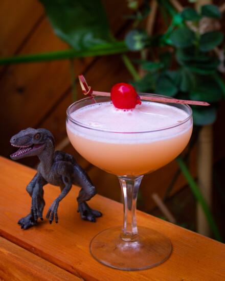 Jurassic Tiki Cocktails