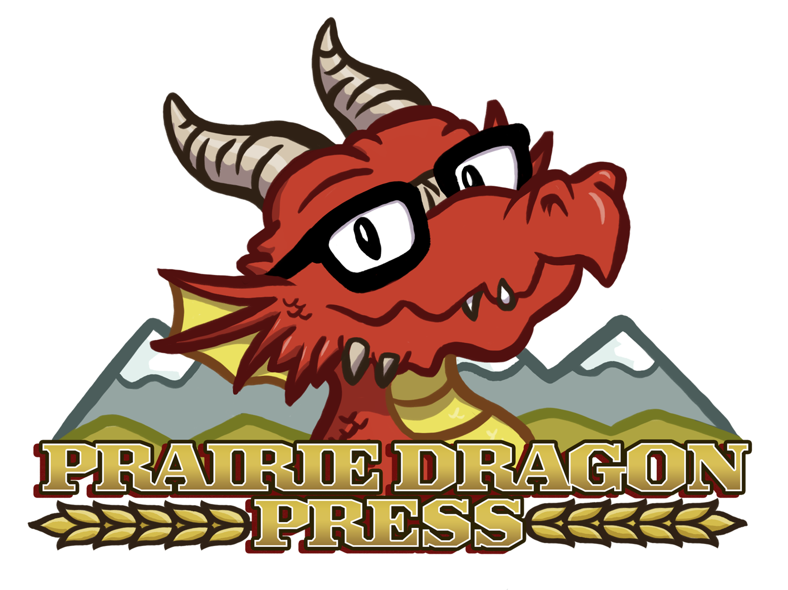 Prairie Dragon Press logo