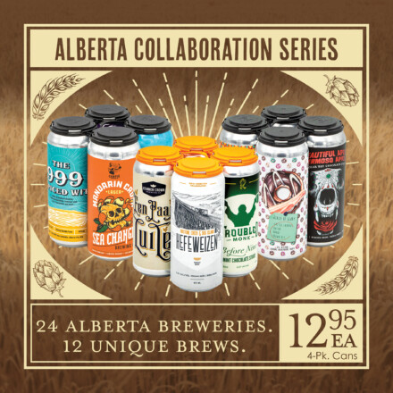 Alberta Beer Collaboration Series
